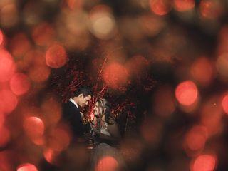 O casamento de Isabella e Mário