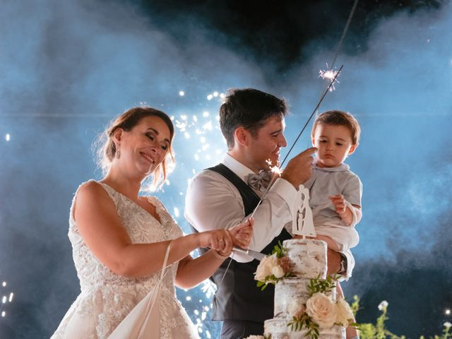 O casamento de João e Ana em Gaeiras, Óbidos 7