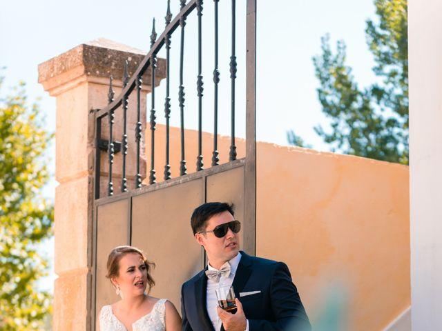 O casamento de João e Ana em Gaeiras, Óbidos 9