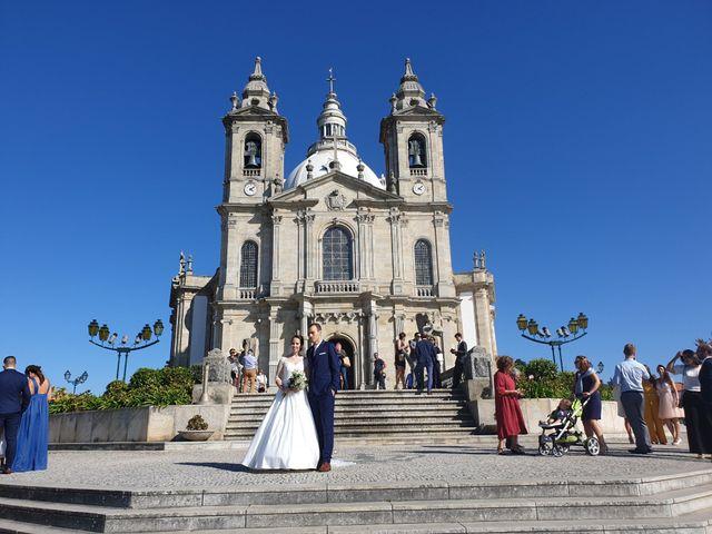 O casamento de João e Cláudia em Braga, Braga (Concelho) 1