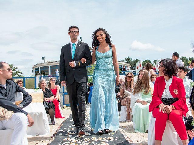 O casamento de Samuel e Jessyca em Samouco, Montijo 6