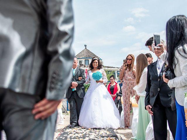 O casamento de Samuel e Jessyca em Samouco, Montijo 8