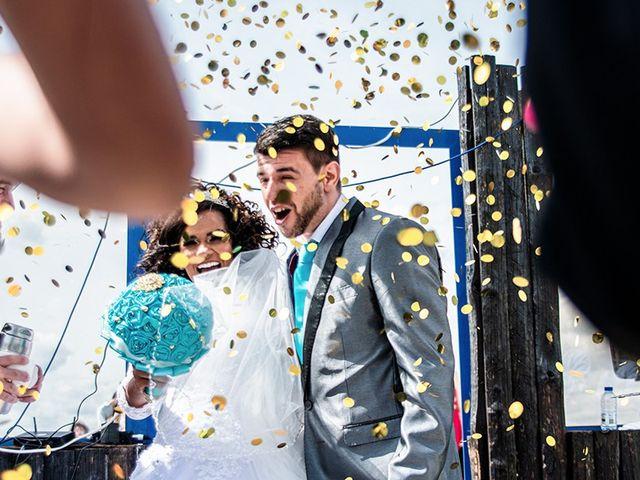 O casamento de Samuel e Jessyca em Samouco, Montijo 13