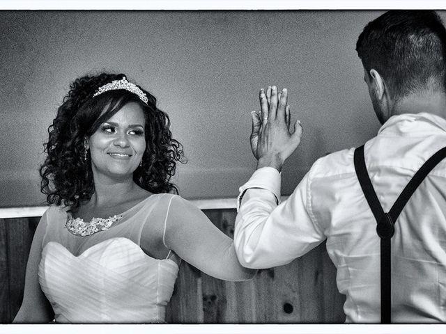 O casamento de Samuel e Jessyca em Samouco, Montijo 17