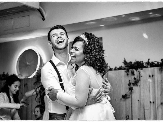 O casamento de Samuel e Jessyca em Samouco, Montijo 18