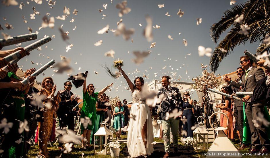 O casamento de Pedro e Ana em Aveiro, Aveiro (Concelho)