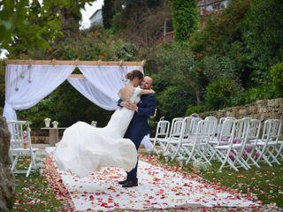 O casamento de Inês e Mário