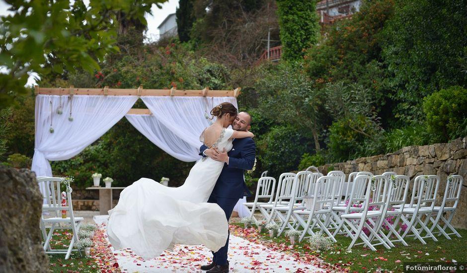 O casamento de Mário e Inês em Calhandriz, Vila Franca de Xira