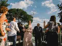 O casamento de Teresa e Filipe 1