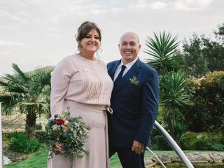 O casamento de Teresa e Filipe