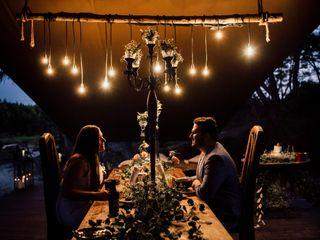 O casamento de Pedro e Tânia