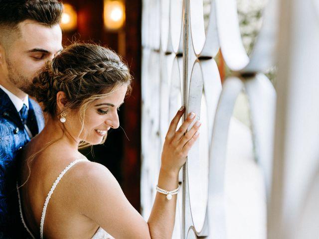 O casamento de Daniela e Carlos