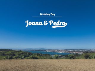 O casamento de Joana e Pedro 1
