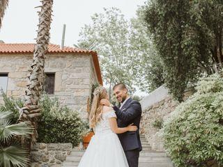 O casamento de Brigitte e Flávio