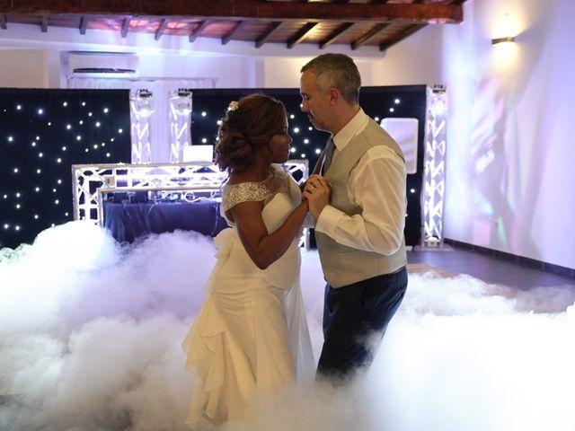 O casamento de Juliana e Francisco