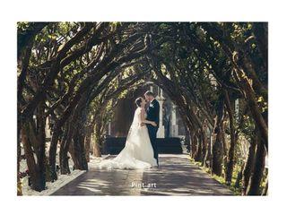 O casamento de Mónica e Paulo