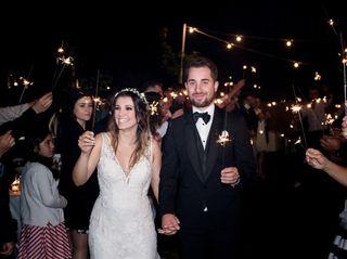 O casamento de Nicole e Fábio
