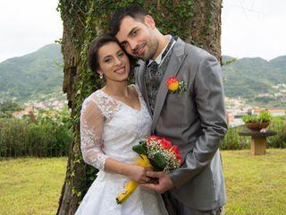 O casamento de Vanessa e David