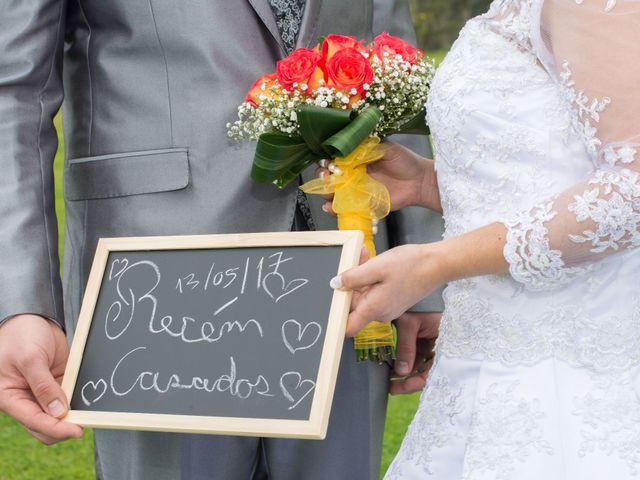O casamento de David e Vanessa em Machico, Madeira 5
