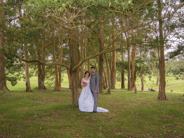 O casamento de David e Vanessa em Machico, Madeira 2