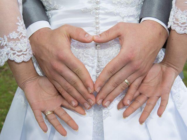 O casamento de David e Vanessa em Machico, Madeira 8