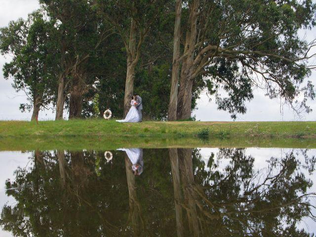 O casamento de David e Vanessa em Machico, Madeira 9