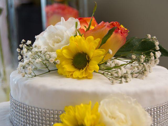 O casamento de David e Vanessa em Machico, Madeira 16