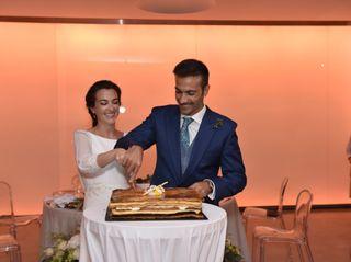 O casamento de Carolina e António 2