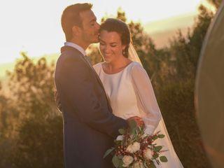 O casamento de Carolina e António