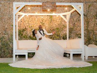 O casamento de Selma e Neemias