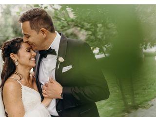 O casamento de José  e Cristiana