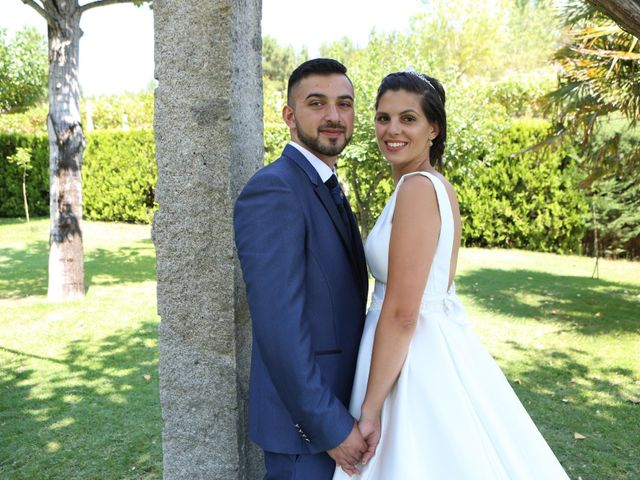 O casamento de Luísa e Mustafa
