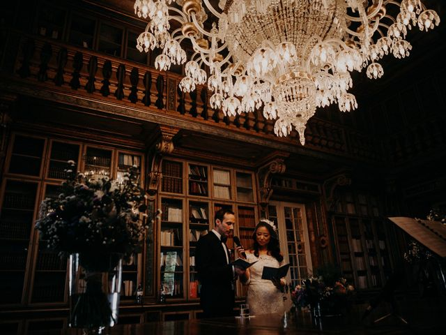 O casamento de Ej Alyson e Toby
