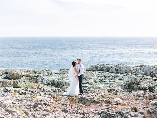 O casamento de Lucy e Richie