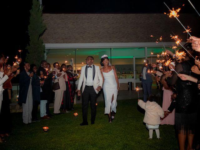 O casamento de Neemias e Selma em Calhandriz, Vila Franca de Xira 5