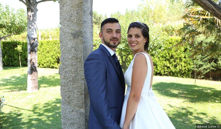 O casamento de Mustafa e Luísa em Viseu, Viseu (Concelho)