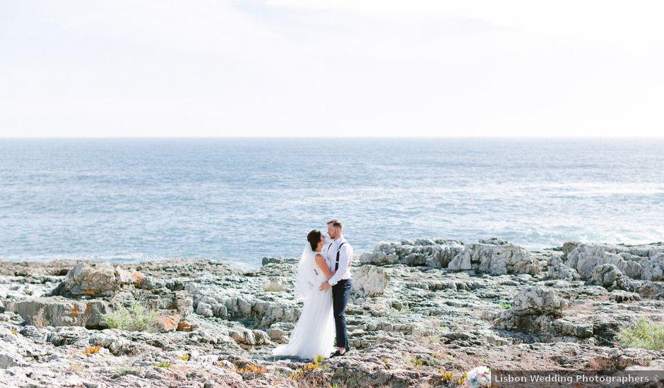 O casamento de Richie e Lucy em Cascais, Cascais