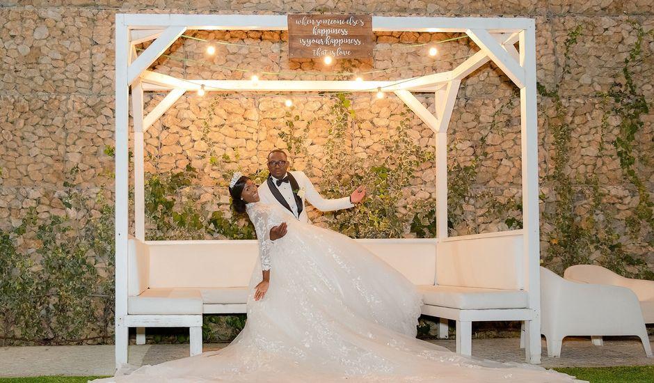 O casamento de Neemias e Selma em Calhandriz, Vila Franca de Xira