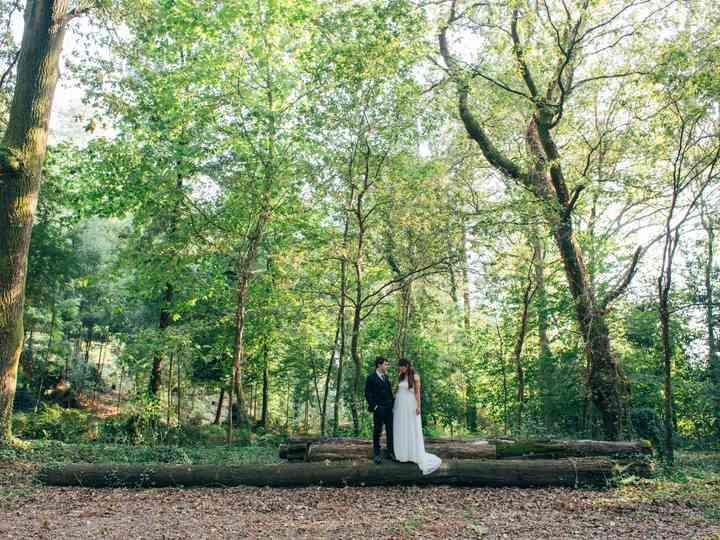 O casamento de Andrea e Laurent