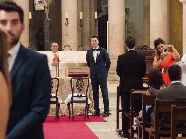 O casamento de Hugo e Carolina em Alcobaça, Alcobaça 23