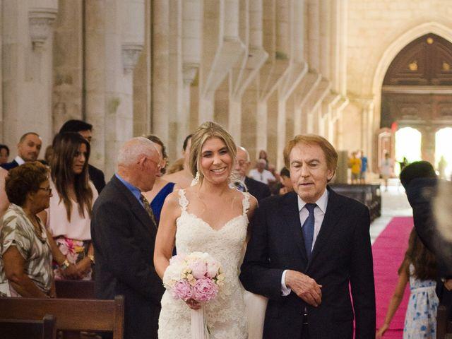 O casamento de Hugo e Carolina em Alcobaça, Alcobaça 25