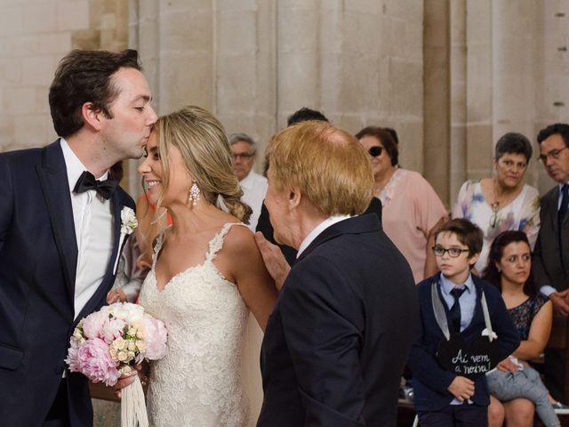 O casamento de Hugo e Carolina em Alcobaça, Alcobaça 26
