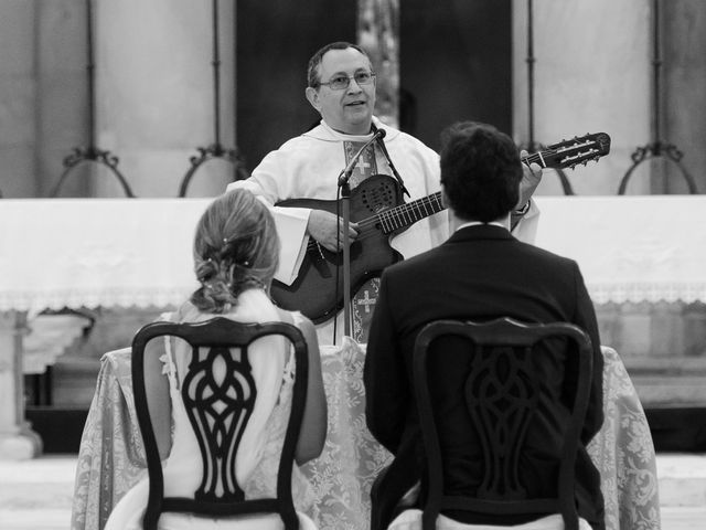 O casamento de Hugo e Carolina em Alcobaça, Alcobaça 33