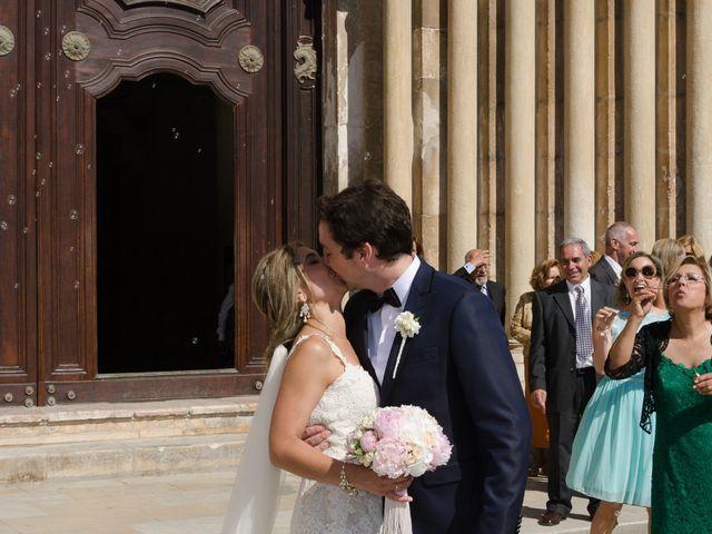 O casamento de Hugo e Carolina em Alcobaça, Alcobaça 34
