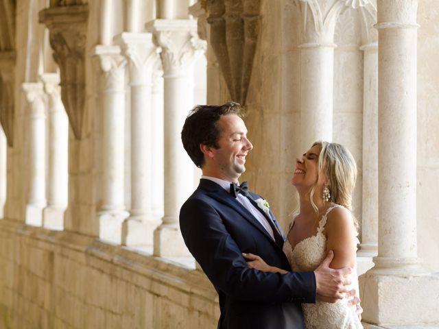 O casamento de Hugo e Carolina em Alcobaça, Alcobaça 1