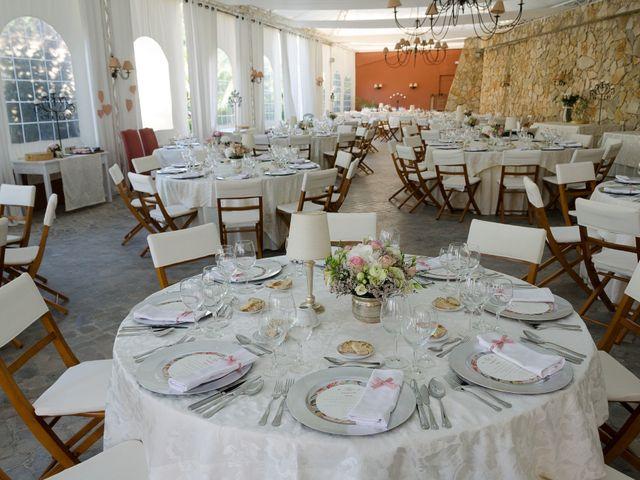 O casamento de Hugo e Carolina em Alcobaça, Alcobaça 37