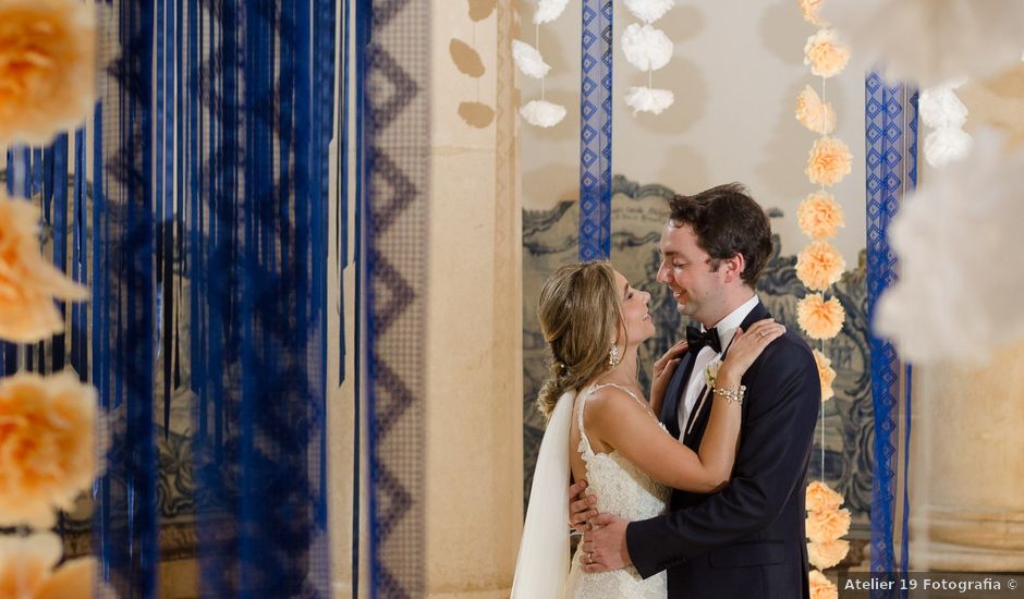 O casamento de Hugo e Carolina em Alcobaça, Alcobaça