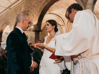 O casamento de Joana e Dinis