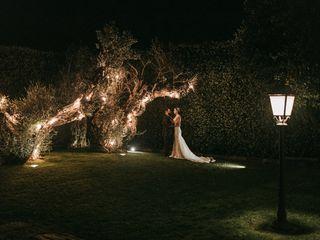 O casamento de Tânia e Ângelo
