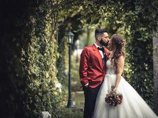 O casamento de Jéssica e Christian